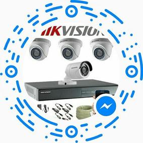 Vendo Camaras De Video Vigilancia