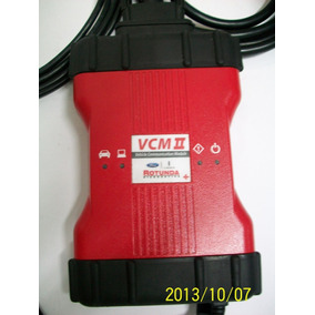 Remato Scanner Ford Vcm Ii Original No Basura China