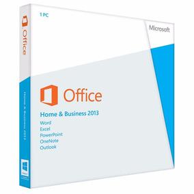 Office Home & Business 2013 -fpp Full Dvd Box T5d/01674