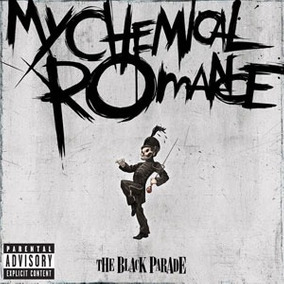 The Black Parade Cd - My Chemical Romance - Nuevo 13 Tracks