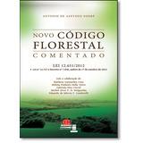 Novo Código Florestal Comentado: Lei N 12.651 2012