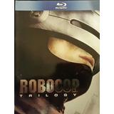 Robocop Trilogia Blu Ray Original