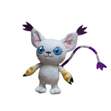Gatomon Peluche De Digimon