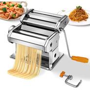 Maquina De Pastas Fabrica Familiar Fideos Lasagna Masa