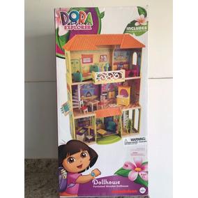 Casa De Boneca Kidkraft Dora Aventureira