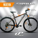 Optimus Sirius Ultimate 10 Velocidades Rin 29 Grupo Deore