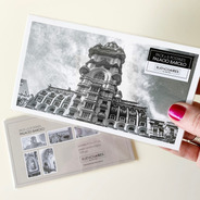 Pack X 6 Postales Palacio Barolo Buenos Aires