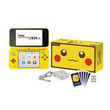 Nueva Nintendo New 2ds Xl Pikachu Pokemon +32gb Y Mica Doble