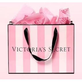 Lote De 20 Bolsas De Papel Para Regalo Medí Victoria Secret
