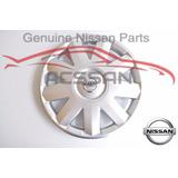 Tapa Rin Polvera Rin 14 Platina 02-10 Nissan Original