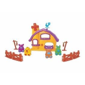 Fazendinha Ecantada - Brinquedo Para Bebe
