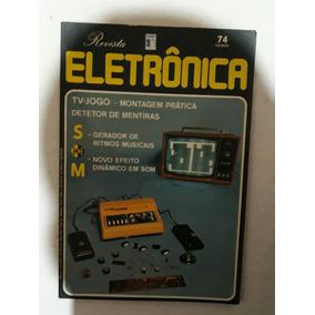 Revista Saber Eletrônica N74