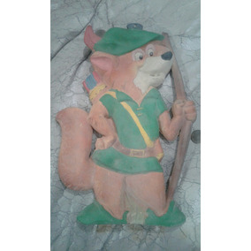 Bolsa Agua Caliente Disney 1965 Robin Hood Antiguedad