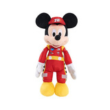 Mickey Muñeco 25 Cm Musical Con Luces