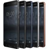 Nokia 6 32gb+3gb Dual Sim N F C- Sin Ads -oferta