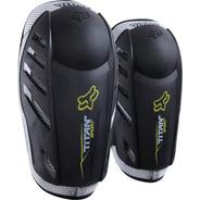 Codera Fox Titan Sport Negro (par) Adulto Motocross Enduro