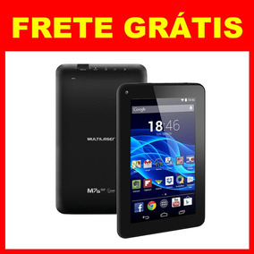 Tablet 7 8gb And 4.4 Preto - Wi-fi