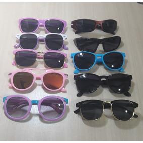 Óculos De Sol Infantil Pra Revenda Atacado 10 Peças