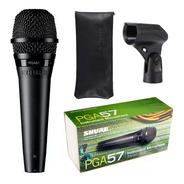 Microfone Profissional Shure Pga57-lc Igreja/evento Promoção