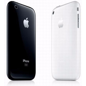 2 Carcasas Tapa Iphone 3g 3gs 8 16 32 Gb Envío Gratis Dhl