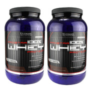2 Prostar Proteina Whey Protein 2 Lb C/u Ultimate Nutrition