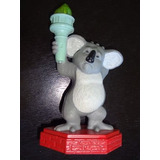 Mcdonalds 2006 The Wild Nigel Koala Figura Antorcha Disney