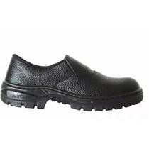 Bota Sapato Trabalho Fabrica R16 Com Elástico 34 Ao 43