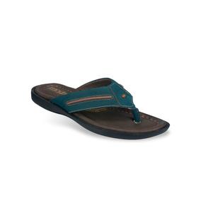 Sandalia Para Caballeros Mega 1220 Azul
