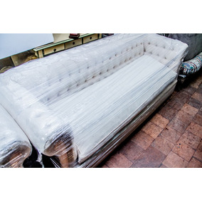 Antiguo Juego De Living Sofa + 2 Sillones Impecable Estado!!