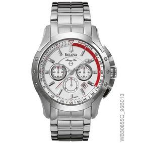 Relógio Bulova Masculino Ref: Wb30855q Marine Star Original