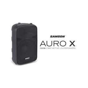 Caixa Acústica Ativa Samson Auro X 12d 1000w - 25838