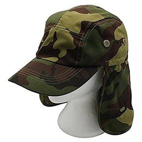 Cachucha-gorra-sombrero-camuflaje-militar-proteccion Solar