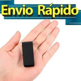 Detector De Voz Espionagem Mini Gravador Espião Para Be5