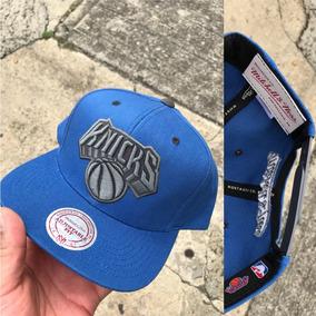 Gorra Snapback Mitchell & Ness New York Knicks