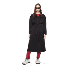 Trench Louis Impermeable Algodón Mujer Complot