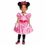 Vestido Disfraz Minnie Mouse Disney Store Con Orejas T 3 Y 4