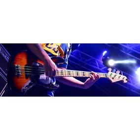 Contrabaixo Sx Jazz Bass Sjb75 Sunburst