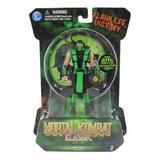 Boneco Reptile - Mortal Kombat Klassic - Jazwares - 9,5 Cm