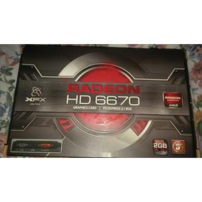 Placa De Video Radeon Hd 6670 2gb Ddr3