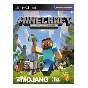 Minecraft - Ps3 - 100 % Oficial - Código Psn - Mídia Digital