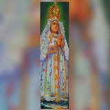 Obra De Arte Virgen Del Valle (oleo/-lienzo 2018), Artista G