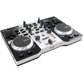 Hercules Dj Control Instinct Con Tarjeta De Audio Integrada