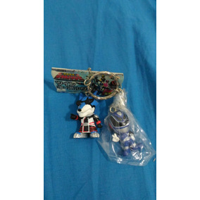 Dekaranger Deka Blue Master Boneco Figura Banpresto Chaveiro