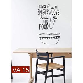 Vinilos Para Cocina Comedor - Decoración para el Hogar en Mercado ...