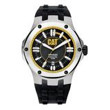 Cat Hombres A114121127 Navigo Date Analog Watch