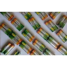Pilas Baterias Recargables Aa /aaa