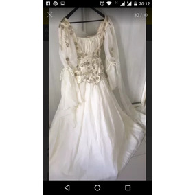 Vestido Noiva Medieval Lindo