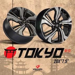 Jogo De Rodas New Civic G10 2017 Aro 20 Leia A Descri Tokyo