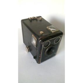 Antigua Camara Kodak Six-20 Brownie C