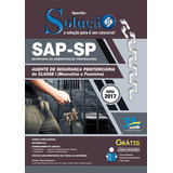 Apostila Sap 2017 - Agente Penitenciário (asp) (solução)